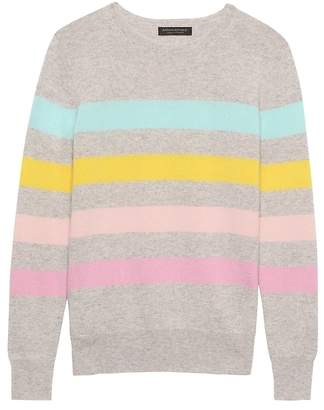 Banana Republic Cashmere Crew-Neck Sweater