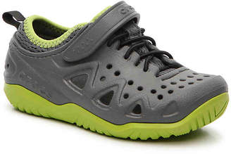 Crocs Swiftwater Toddler & Youth Sneaker - Boy's