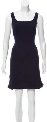 Christian Dior Wool Sleeveless Dress