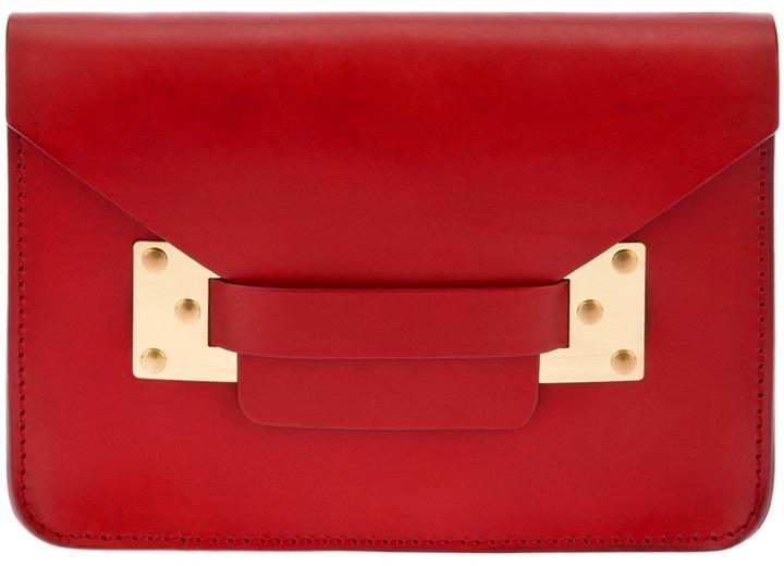 Sophie Hulme envelope shoulder bag