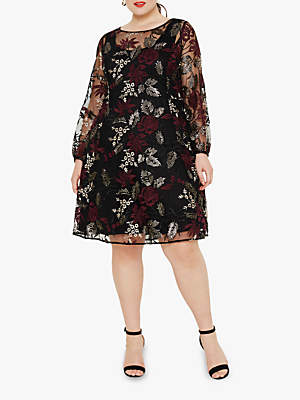 Studio 8 Debra Dress, Black