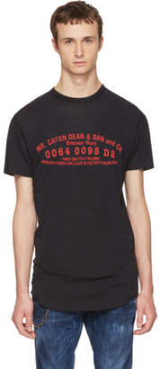 DSQUARED2 Black New Soft T-Shirt