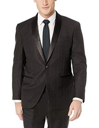 Kenneth Cole Reaction Men's Slim Fit Evening Blazer