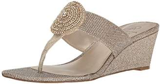 Adrianna Papell Women's Casey Wedge Sandal