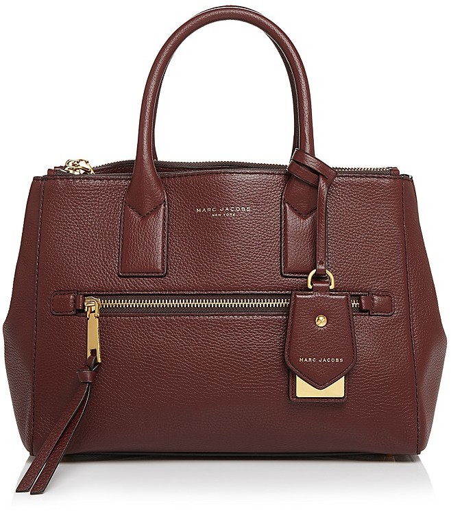 Marc JacobsMARC JACOBS Recruit East/West Leather Tote