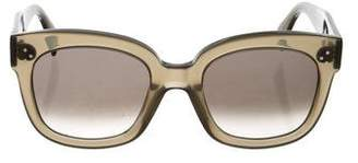 Celine New Audrey Square Sunglasses w/ Tags