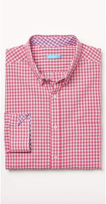 J.Mclaughlin Carnegie Classic Fit Shirt in Gingham
