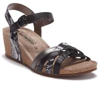 Mephisto Mado Wedge Sandal (Women)