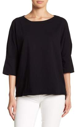 Comune Michelle by Boatneck Dolman Sleeve Tee