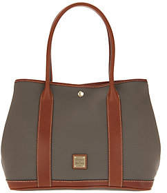 Dooney & Bourke Pebble Leather Layla ToteHandbag