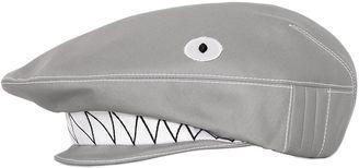 Shark Flat Cotton Cap $1,100 thestylecure.com