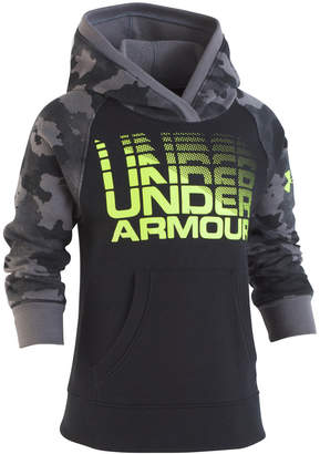 Under Armour Little Boys Traverse Camo Hoodie