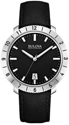 Bulova Men's Moonview Quartz Watch $450 thestylecure.com