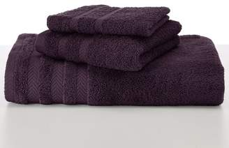 Unbranded Egyptian Cotton with Dryfast Cobblestone Hand Towel