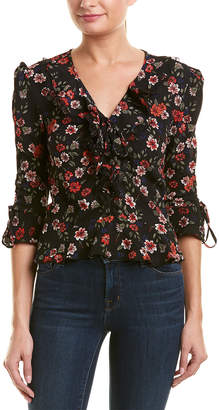 Free Generation Floral Top