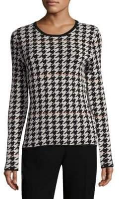 HUGO BOSS Fatma Knit Crewneck Sweater