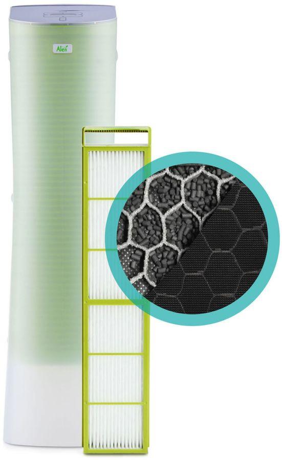 Alen HEPA Fresh Filter for Alen Paralda Air Purifiers