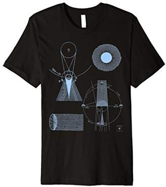 Solar Eclipse Astronomy Shirt
