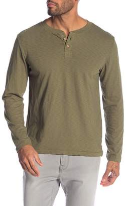 Vintage 1946 Dyed Henley Top