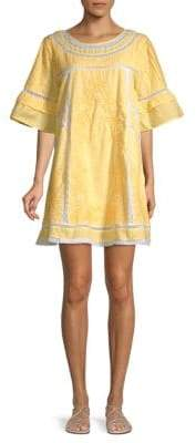 Free People Sunny Day Trapeze Dress