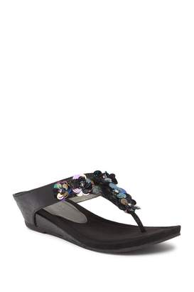 Kenneth Cole Reaction Great Party Wedge Sandal