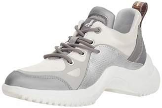 1914982a3 Sam Edelman Silver Women s Sneakers - ShopStyle