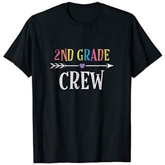 DAY Birger et Mikkelsen Second Grade Teacher Shirt | First School 2nd Grade Crew