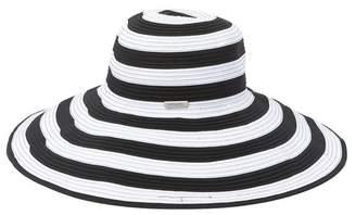 SAN DIEGO HAT Stripe Floppy Hat