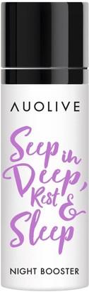 Auolive Night Booster Collagen Restorative Night Moisturiser Water Based