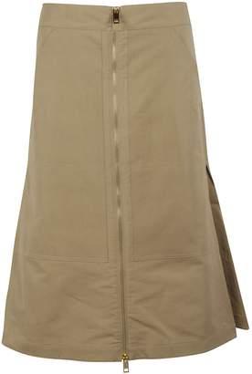 Burberry Flared Skirt