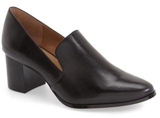 Calvin Klein 'Faye' Block Heel Pump $129.95 thestylecure.com