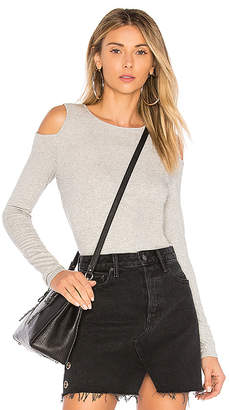 Lanston Cold Shoulder Top
