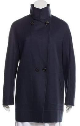 Brunello Cucinelli Short Cashmere Coat
