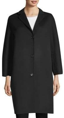 Max Mara Avila Virgin Wool Coat