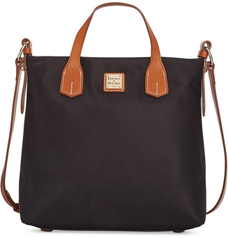 Dooney & Bourke Windham Cleo Letter Carrier Tote $178 thestylecure.com