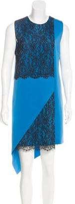 Robert Rodriguez Sleeveless Asymmetrical Dress w/ Tags