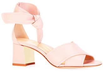 Marion Parke Bella Crisscross Ankle-Tie Sandals