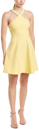 LIKELY Crisscross A-Line Dress