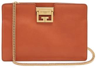 Givenchy GV leather clutch