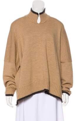 eskandar Oversize Merino Wool Sweater