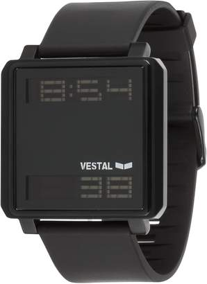 "Vestal Ultra-Slim Waterproof Digital Watch ""Transom"""
