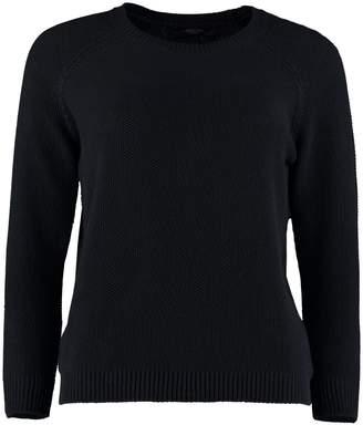 Max Mara Fiorigi Crew-neck Cotton Sweater