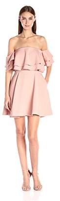 Keepsake The Label Women's Two Fold Mini Dress