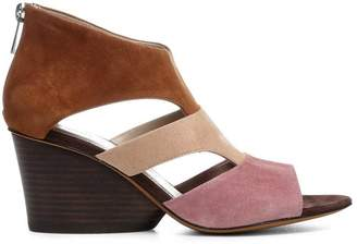 Donald J Pliner JENKIN, Kid Suede Wedge Sandal