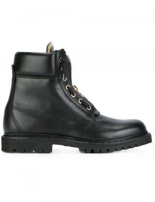 Balmain 'Taiga Ranger' boots $1,210 thestylecure.com