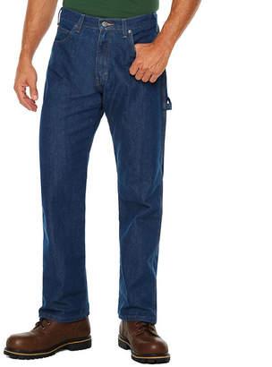 Dickies Tough Max Relaxed Fit Denim Carpenter Work Jean