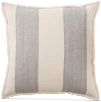 "Lauren Ralph Lauren Graydon Ticking Stripe 20"" Square Decorative Pillow Bedding"
