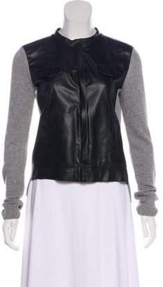 Ella Moss Faux Leather Jacket
