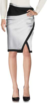 Donna Karan Knee length skirts - Item 35372981SA