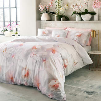 Ted Baker Cotton Candy Duvet Cover - Pink - King